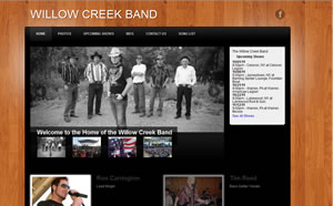 The Willow Creek Band - Local Area Music Website - Chautauqua County